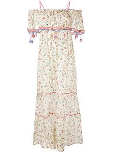 платье с цветочным принтом Anjuna