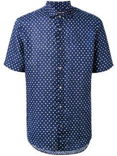 рубашка с узором в горох Michael Kors
