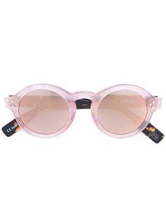 солнцезащитные очки в круглой оправе Zanzan