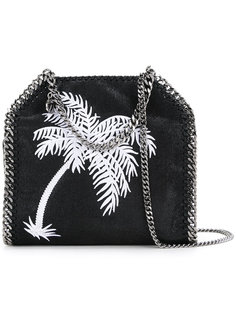 сумка Falabella  с вышивкой пальмы Stella McCartney