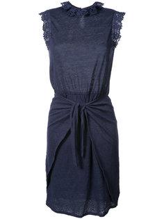 платье с резинкой на талии Rebecca Taylor