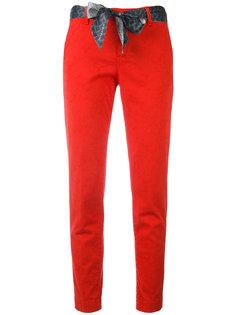 укороченные брюки Jacob Cohen