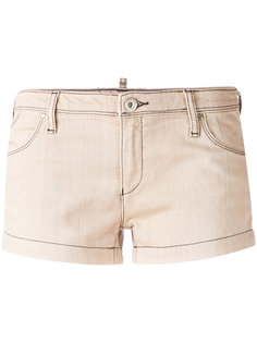 шорты с пятью карманами Armani Jeans