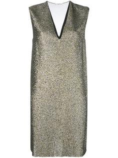 платье из люрекса Lanvin