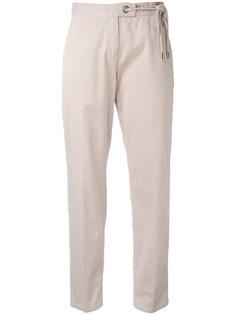 штаны в спортивном стиле на завязках Fabiana Filippi
