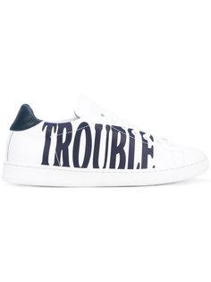 кроссовки Big Trouble Joshua Sanders