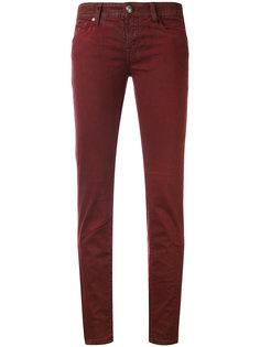 укороченные облегающие джинсы Jacob Cohen