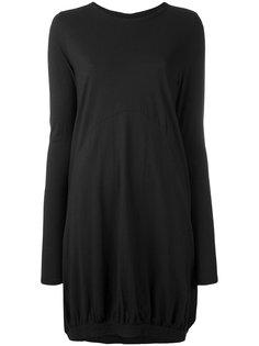 платье-кокон с узким подолом Poème Bohémien