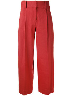 укороченные брюки-палаццо Diane Von Furstenberg