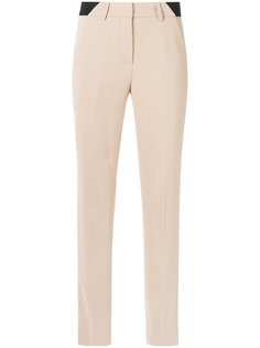 slim fit trousers Egrey