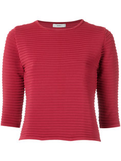 knitted blouse Egrey