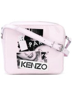 сумка через плечо Donna Jordan Kenzo