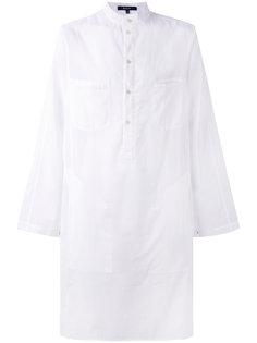рубашка-туника Misawa Qasimi