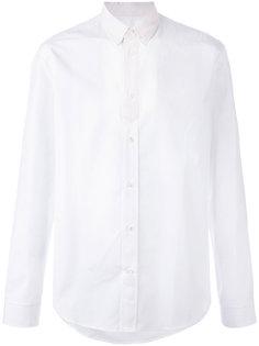 рубашка с воротником на пуговицах Maison Margiela