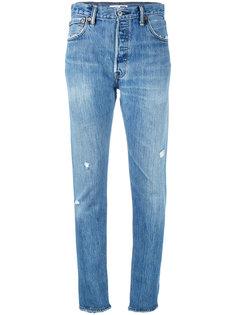рваные джинсы Re/Done