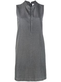 платье шифт без рукавов  Aspesi