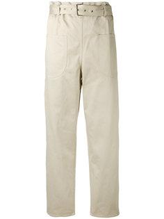 брюки с ремнем Ter Et Bantine