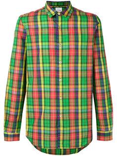 клетчатая рубашка Paul Smith