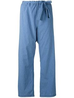 брюки свободного кроя Hache