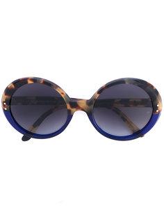 солнцезащитные очки в круглой оправе Oop Oliver Goldsmith