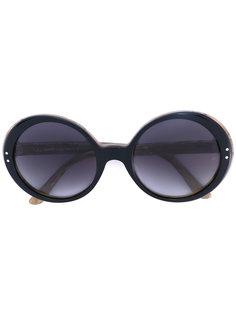 солнцезащитные очки Oop в круглой оправе Oliver Goldsmith