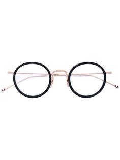 очки в круглой оправе Thom Browne