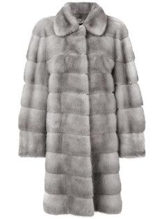 меховое пальто Mosko Liska
