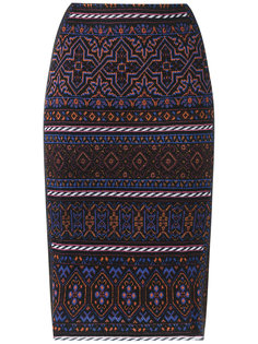 knitted skirt Cecilia Prado