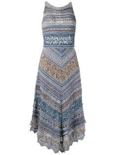 knit midi dress Cecilia Prado