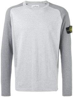 свитер с рукавами-реглан Stone Island