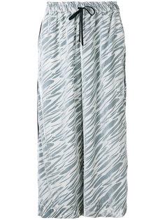 бархатные спортивные брюки G.V.G.V.