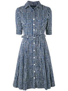 printed shirt dress Samantha Sung