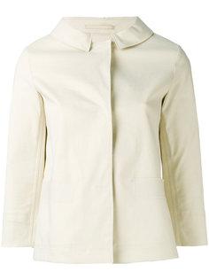 пиджак с потайной застежкой Herno