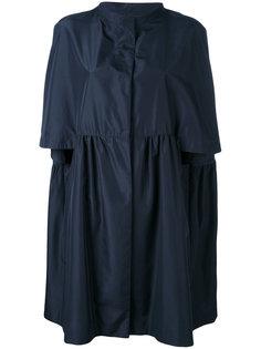пальто с укороченными рукавами Gianluca Capannolo