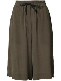 шорты длиной до колена Osklen