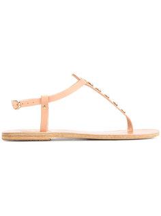 сандалии Lito Pearls Ancient Greek Sandals