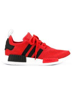 кроссовки с контрастными полосками Adidas Originals