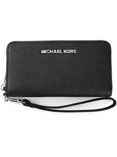 кошелек с отделением для смартфона Jet Set Travel  Michael Michael Kors