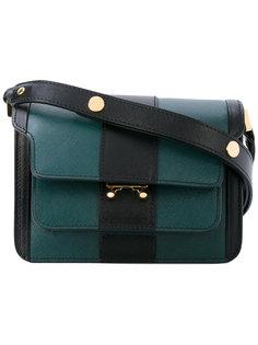 сумка через плечо с полоской Marni