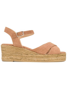 classic wedge sandals Castañer