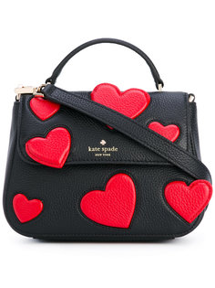 hearts shoulder bag  Kate Spade