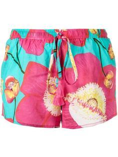floral print shorts Isolda