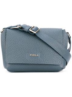сумка через плечо с зернистым эффектом Furla