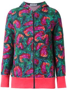printed hoodie Isolda