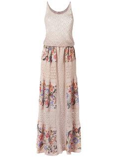 knit maxi dress Cecilia Prado