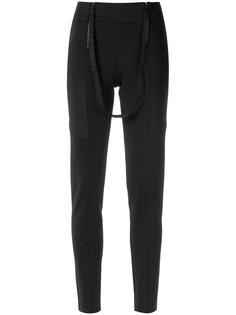 skinny panelled trousers Osklen