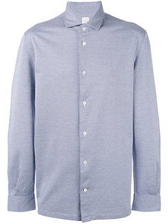 micro pattern shirt Barba