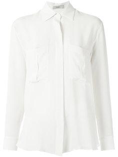 silk shirt Egrey