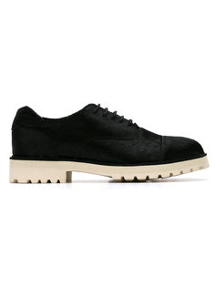 leather brogues Osklen
