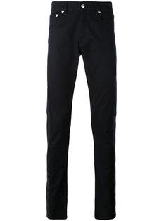 классические джинсы скинни Alexander McQueen